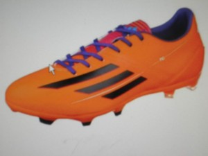 Fußballschuh Adidas F 10 TRX FG (Adidas: Größe 39 eher Gr. 38)