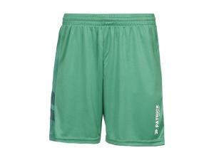 kurze Fußballhose PAT 201 - grün (Größe: L)