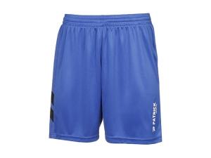 kurze Fußballhose PAT 201 - royalblau (Größe: M)