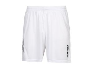 kurze Fußballhose PAT 201 - weiß (Größe: S)