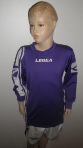 Legea-Trikot-Sets - Amburgo  lila / weiß (Größe: S  - fällt kleiner aus =   XS)