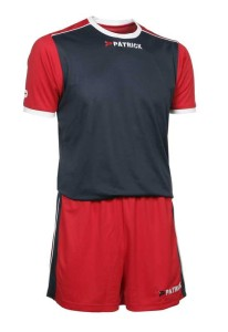 Volleyball-Set RIOM  navy / rot (Größe: 3 XS)