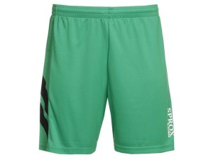 kurze Fußballhose Sprox 201 - grün (Größe: 4XS)