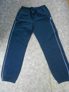 Trainingshose Almeria  205  blau (Größe: M)