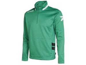 Trainingssweater SPROX 115  v.PATRICK grün / weiß / schwarz (Größe: 3XS)
