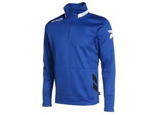 Trainingssweater SPROX 115  v.PATRICK royal blau / weiß / schwarz (Größe: XS)