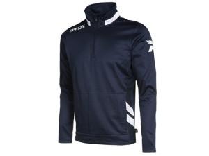 Trainingssweater SPROX 115  v.PATRICK navy / weiß / weiß (Größe: S)
