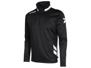 Trainingssweater SPROX 115  v.PATRICK schwarz / weiß / weiß (Größe: S)