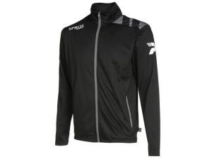 Trainingsjacke   Präsentationsjacke - Sprox 110 - schwarz / grau (Größen Trainingsjacke  - Sprox 110 - schwarz / grau: 2XS)