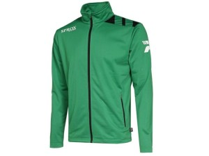 Trainingsjacke   Präsentationsjacke - Sprox 110 - grün / schwarz (Größen Trainingsjacke  - Sprox 110 - grün / schwarz: 2XL)