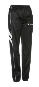 Frauen-Trainingshose VICTORA 205 schwarz / weiß (Größe: 2XS)