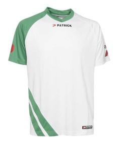 Kurzarm-Trikot Victory 101 v. Patrick weiß/grün (Größe: Kurzarm    XL)