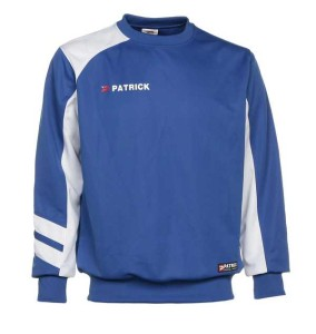 Trainingssweater VICTORY 110 v.PATRICK royal / weiß (Größe: XS)