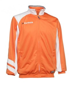 Trainingsjacke VICTORY 125 v.PATRICK orange (Größe: 3XL)