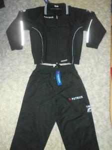 Trainingsanzug  CLUB , schwarz (Größe: 3XL)