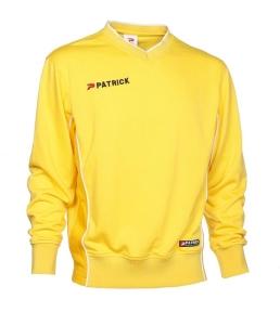 Trainingssweater  Girona 135  v. PATRICK  gelb (Größe: 3XL)