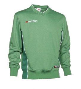 Trainingssweater  Girona 135  v. PATRICK   grün (Größe: S)