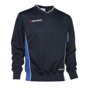 Trainingssweater  Girona 135  v. PATRICK  navy / royalblau (Größe: XS)