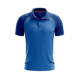 Polo-Shirt- Supreme v. MASITA , royalblau (Supreme: S)
