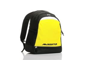 Rucksack  Striker  gelb / schwarz  v.  Masita (Farbe: gelb/schwarz)
