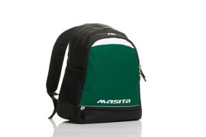 Rucksack  Striker  grün / schwarz  v.  Masita (Farbe: grün/schwarz)