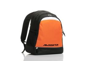 Rucksack  Striker  orange / schwarz  v.  Masita (Farbe: orange/schwarz)