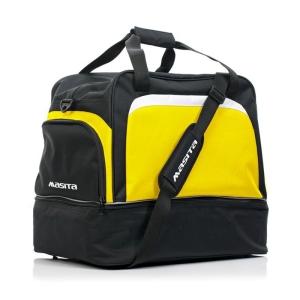 Schuhfachtasche  Striker gelb / schwarz  v.  Masita (Farbe: gelb/schwarz   junior)