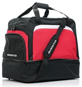 Schuhfachtasche  Striker  rot / schwarz  v.  Masita (Farbe: rot/schwarz   junior)