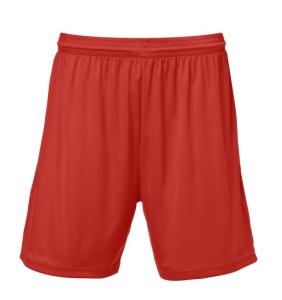 kurze Fußballhose BELIZE  rot (Größe: L)