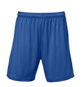 kurze Fußballhose BELIZE  royalblau (Größe: L)