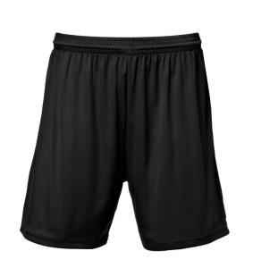 kurze Fußballhose BELIZE  schwarz (Größe: L)