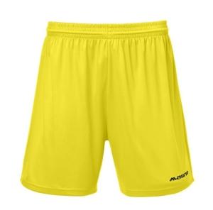 kurze Fußballhose LIMA gelb v. MASITA (Größe: L)
