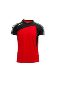 Kurzarm-Trikot- FORZA v. MASITA , rot/schwarz (Forza rot/schwarz: 116)