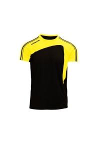 Kurzarm-Trikot- FORZA v. MASITA , schwarz /gelb (Forza  schwarz/gelb: 164)