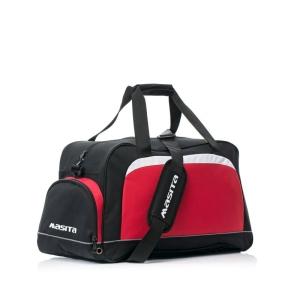 Sporttasche  Striker  rot  v.  Masita (Farbe: rot / schwarz)