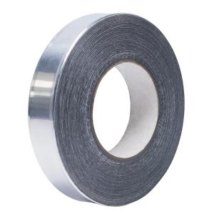 Aluminiumklebeband aus 99% Alu - 50m Rolle - 80mm Breite - 0,05mm stark