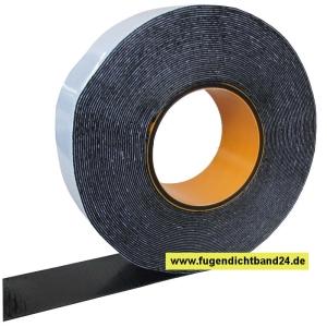 HSF Butyl-Klebeband mit PP Gelege - 6mm x  1mm - 15 Meter Rolle
