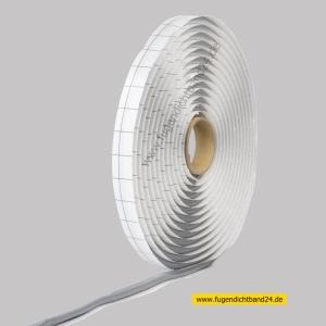Butylrundschnur ø5mm grau - 9m Rolle