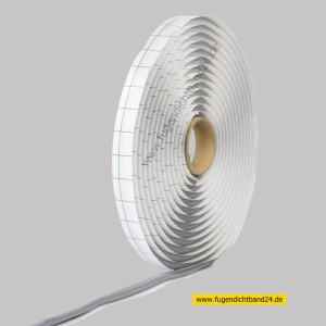 Butylrundschnur ø8mm grau - 6m Rolle