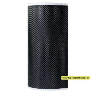 1 Meter Dachflex 28cm Breite verschiedene Farben (Farbe: schwarz (max. 5 Meter am Stück))