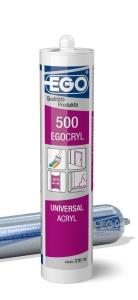 20 x EGOCRYL 500 weiss 310ml Kartusche