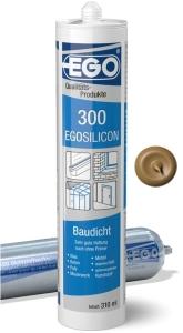 EGOSILICON 300 baudicht 310ml Kartusche Eiche hell