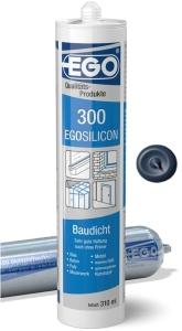 EGOSILICON 300 baudicht 310ml Kartusche dunkelblau