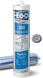EGOSILICON 300 baudicht 310ml Kartusche fenstergrau