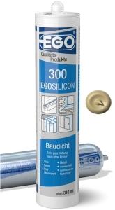 EGOSILICON 300 baudicht 310ml Kartusche sandbeige