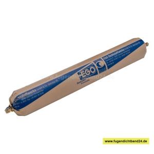 EGO Leinöl Fensterkitt - SB 25 grau - 50mm Schlauchbeutel 1000g