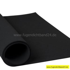 EPDM Zellkautschuk Matten 3mm Stärke - Moosgummimatten - diverse Abmessungen (Abmessungen : 200mm x 300mm)