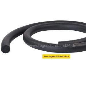 1 Meter EPDM Rundschnur 12mm Durchmesser ca. 15° Shore A (max. 100m am Stück)