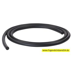 100 Meter EPDM Rundschnur 2mm Durchmesser ca. 60° Shore A schwarz