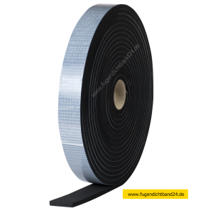 EPDM Zellkautschuk einseitig selbstklebend 5m Rolle - 5mm x diverse Breiten (Breite : 10mm)